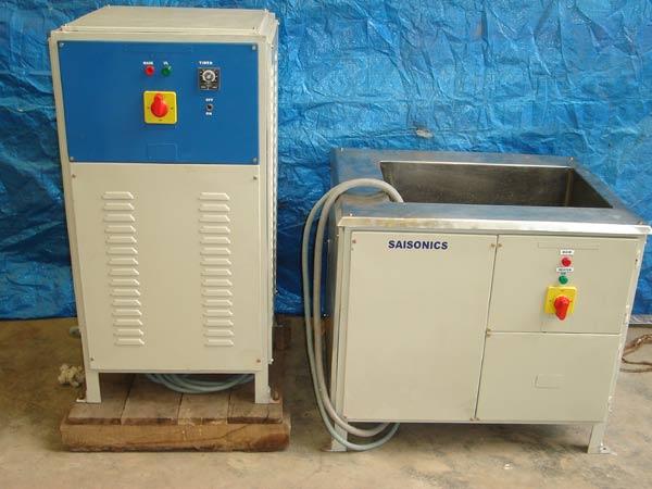 Ultrasonic Cleaning Equipments Multi Chamber Ultrasonic